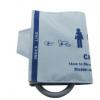 医用成人单管乳胶气囊血压计监护仪血压袖带TPU气囊兼容布套使用