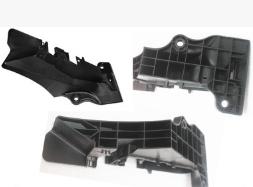 上海塑料加工注塑塑胶模具塑胶模耐磨POM塑料件 PE超厚注塑PA制品
