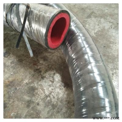 科诚夹布喷砂胶管夹布软管天然橡胶夹布胶管