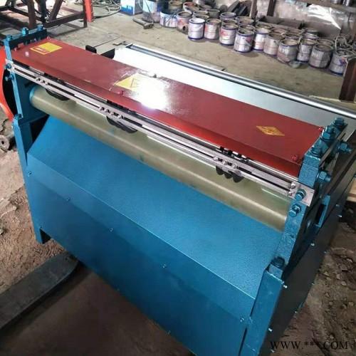 **天然橡胶多刀分条机设备 供应1500型旧纸箱全自动分割机