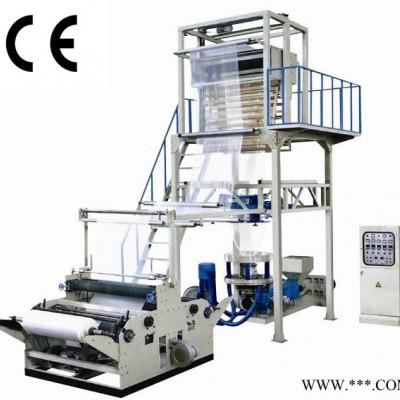 华瑞塑机SJ-50塑料机械/PE吹膜机