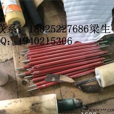 厂价直销喷砂棍胶辊加工包胶加工橡胶辊来图来样定制