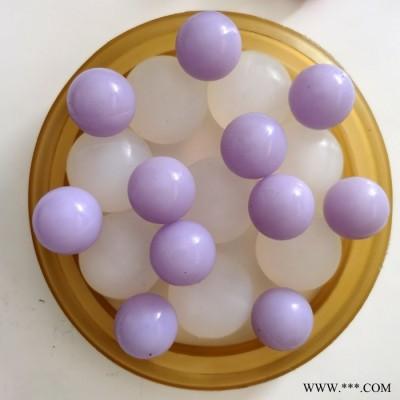 厂家专业生产 来图来样加工定制 量大优惠 带孔橡胶球