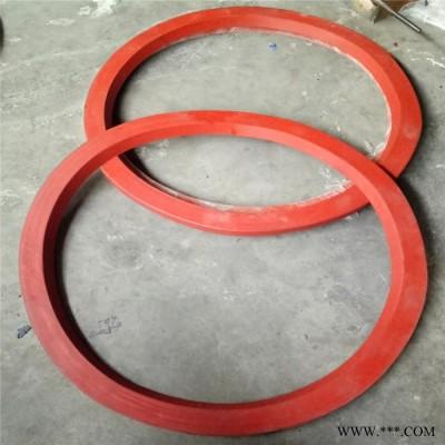 氟橡胶耐酸碱阀门密封圈阀板密封圈 多种规格 可定制加工