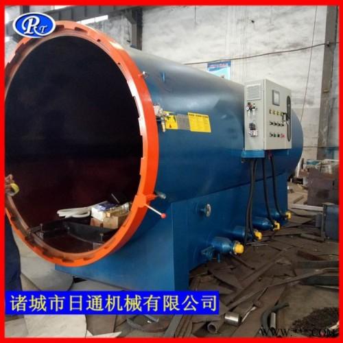 供应河南郑州8米橡胶硫化罐 直径1500型胶辊硫化罐日通机械生产加工