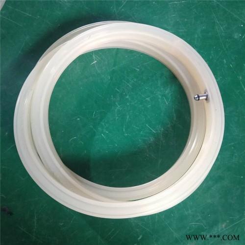 硅胶充气囊 型号多种 按需加工 铜嘴放气阀充气式硅橡胶密封圈