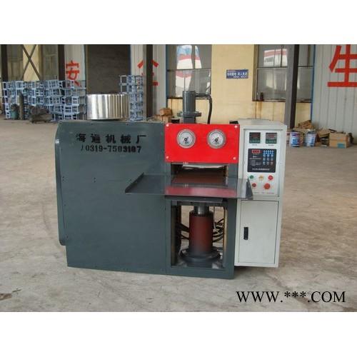 供应重诺60 70 80聚氨酯注射专业加工机橡胶机械