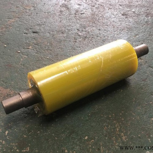 直销 聚氨酯胶辊胶轮包胶  印刷机械胶辊加工 滚筒橡胶辊