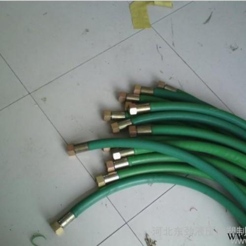 东劲橡胶直销胶管总成加工 高低压胶管总成