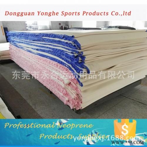 生产加工高发泡海绵片材 复合布 便宜潜水布  防水抗菌环保氯丁橡胶