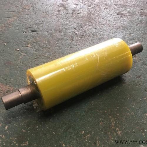 陶机配件 耐高温PU聚氨酯胶辊 硅橡胶辊加工 印刷胶辊滚筒包胶