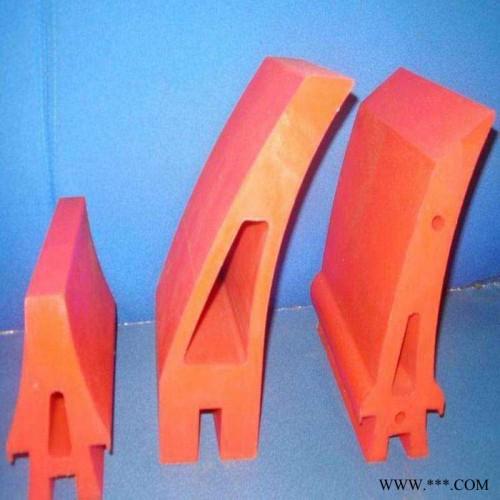 鑫林 加工定制   橡胶异型件 聚氨酯PU清扫器刮板 清扫器聚氨酯刮板 聚氨酯垫