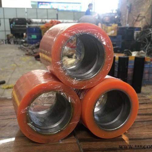 聚氨酯制品直销 定做加工异形聚氨酯胶辊PU包胶轮 橡胶轮