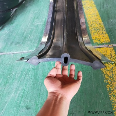 武汉橡胶止水带天然橡胶止水带300*6施工缝防水密封