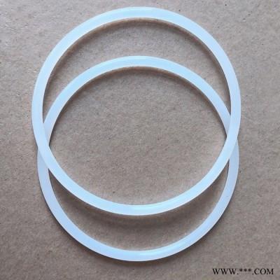 三元乙丙橡胶氟橡胶软密封圈 硅橡胶管道胶圈大尺寸信城定制