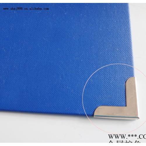 (定做书写板夹)塑料板夹 A5写字板夹 金属护角