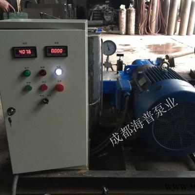 集气管线压力变频控制系统、橡胶管件压力变频控制系统