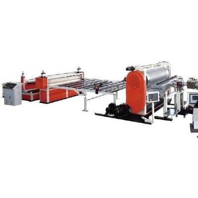 上海PE蓄排水板机器设备哪家  金纬机械供应厂家批发电话图片,塑料板材设备**