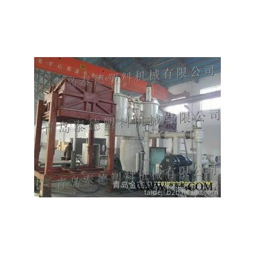 青岛金鑫泉SJ塑料板材设备供应建筑保温模板生产线设备机器挤出机组塑料机械