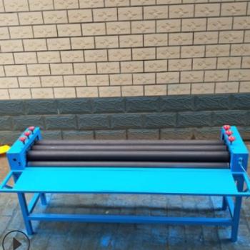 电动手动平网机 金刚网校平机 电动不锈钢压平机 小型铁板开平机