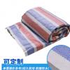 单覆膜彩条布装修防尘工地塑料布 货场盖布防雨布篷布可定制批发