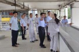 海南橡胶金水橡胶加工分公司开展生产安全检查工作