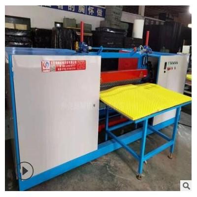 东莞海绵压形切割机海绵波浪切割机海绵压型切割机海绵切割机械