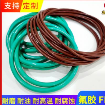 氟胶o形圈 丁晴橡胶圈 硅胶垫 长期供应线径5MM外径16~500