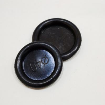 单面护线圈橡胶圈防水防尘穿线孔护线圈橡胶圈14mm-200mm可定制
