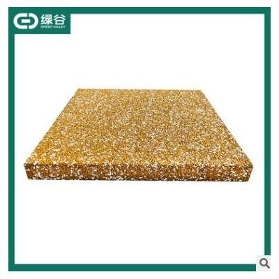 厂家定制高端幼儿园橡胶地砖彩点环保地垫室内外通用