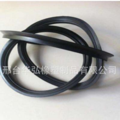 厂家生产HDPE双壁波纹管橡胶圈 静音管胶圈 楼层防漏胶圈给水胶圈