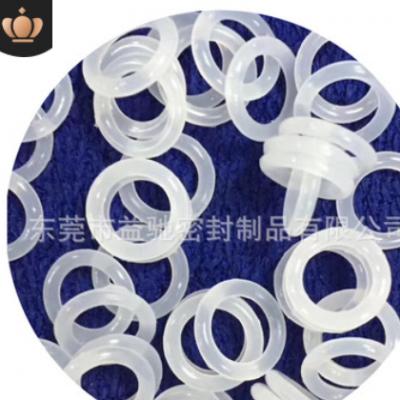 白色透明O型圈 彩色硅胶圈 硅胶o型圈 硅胶防水圈 彩色固定密封圈