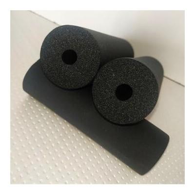 空调阻燃防火橡塑管 30厚b1级隔热吸音橡塑管 铝箔橡塑保温管