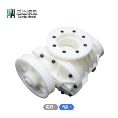杭州精密零件CNC加工 挤出模具塑料制品注塑加工 复模小批量生产