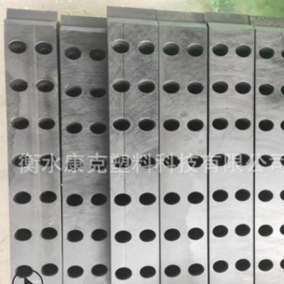 厂家定制高强度耐磨尼龙滑块 机加工异形旋挖机mc尼龙垫块