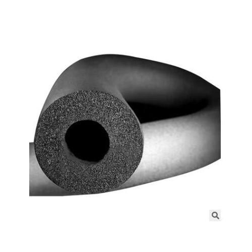 现货批发华美保温管套B1级橡塑管空调铜管水管防冻管套防火阻燃棉