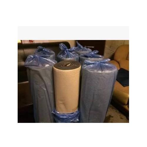 批发带胶橡塑板隔热板隔音棉管道保温棉防冻自粘海绵板