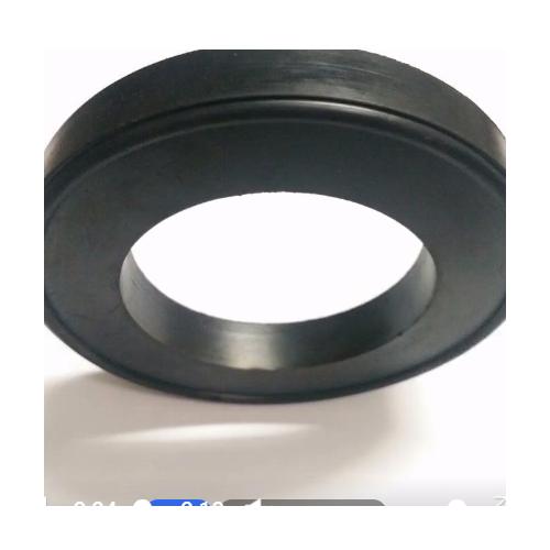 橡胶密封圈加工定制水管轴用丁腈胶垫圈纺织业黑色橡胶O型密封圈