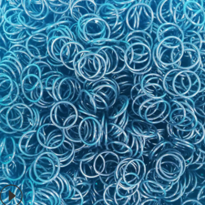纺织行业硅胶O型圈硅胶产品石油化工橡胶机械机器O型黑色密封圈