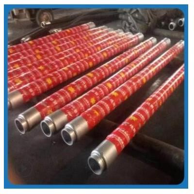 现货供应混凝土末端橡胶软管 DN125桩机专用胶管 拖泵打桩80胶管