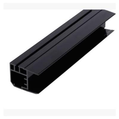 厂家供应PVC挤出型材、异型材、方通管