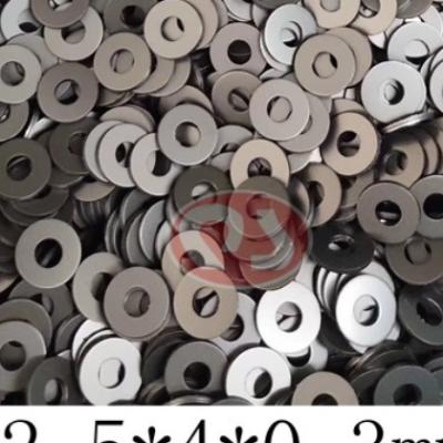现货螺丝配件 电机绝缘片 石墨尼龙垫片M2.5*4*0.3mm介子尼龙平垫