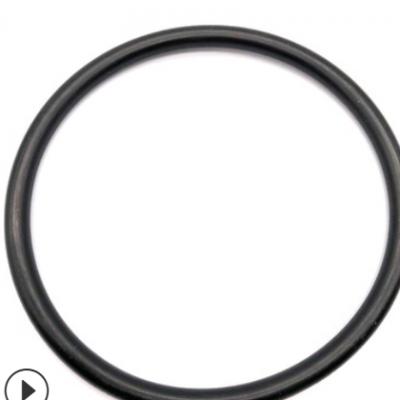 丁腈胶O型密封圈 耐高温黑色密封橡胶圈外径(3.2-50)*线径1.2mm