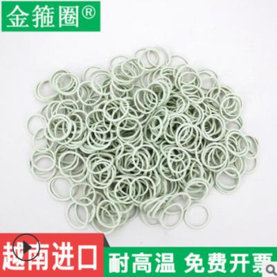 包邮06*0.9白色越南橡皮筋牛皮筋橡胶圈橡皮圈工业厂家直销批发