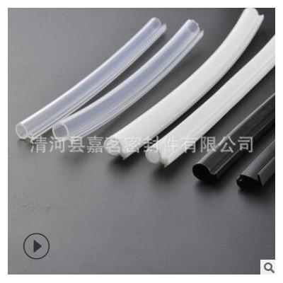 硅胶/TPE白色O型密封条 门窗胶条 耐高温窗户缝塑钢皮条防尘静音