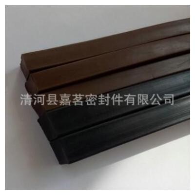 厂家供应TPE/硅胶/三元乙丙橡胶 方块 地铁火车用 定做各种规格