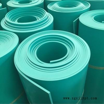 厂家 PVC软板绿色软板A级全新料耐腐蚀 酸碱池污水池衬里PVC板