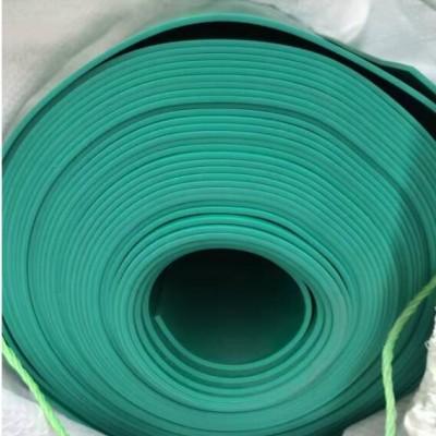 厂家直销 PVC软板 pvc塑料卷绿色软板