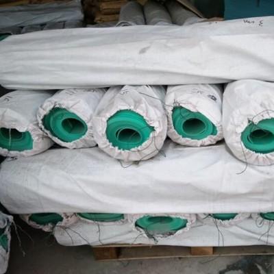 PVC绿色软板 塑料防腐抗压耐磨绿色胶板 绿软板2MM 3MM 5MM